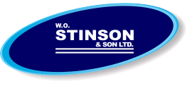 Stinson Vector Oval Logo