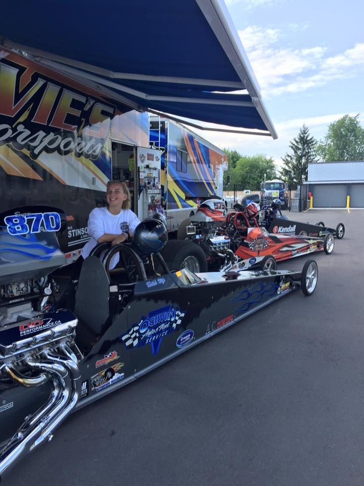 All SMILES with a passion for motorsports and a love for family fun!